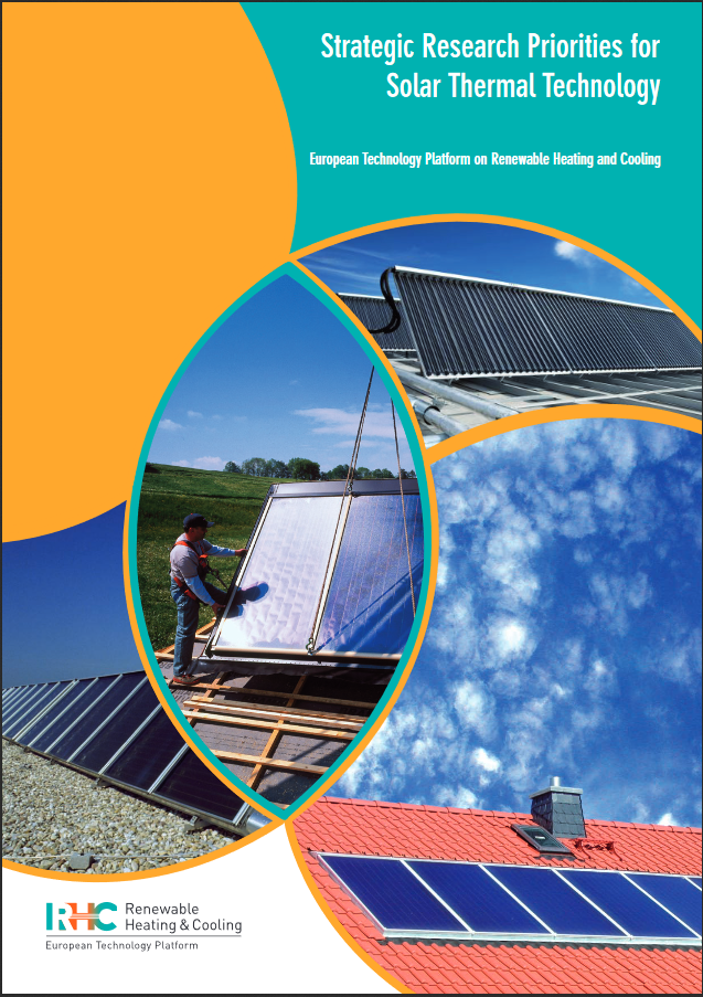 Strategic Research and Innovation Agenda for Renewable Heating & Cooling