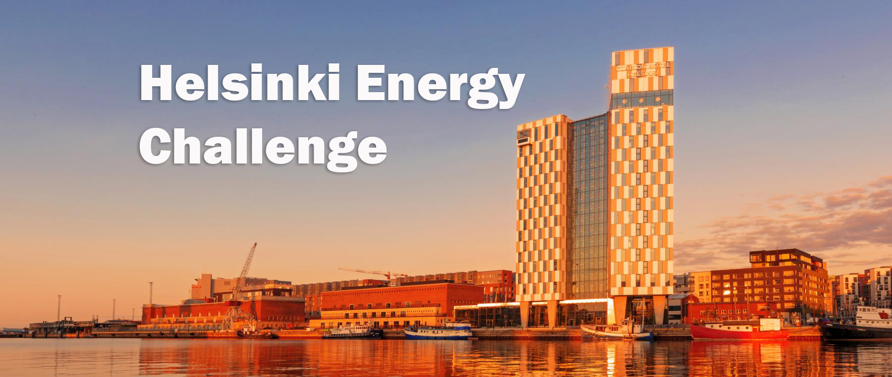 Helsinki searches sustainable city heating solutions: Global one million euro challenge competition launches today