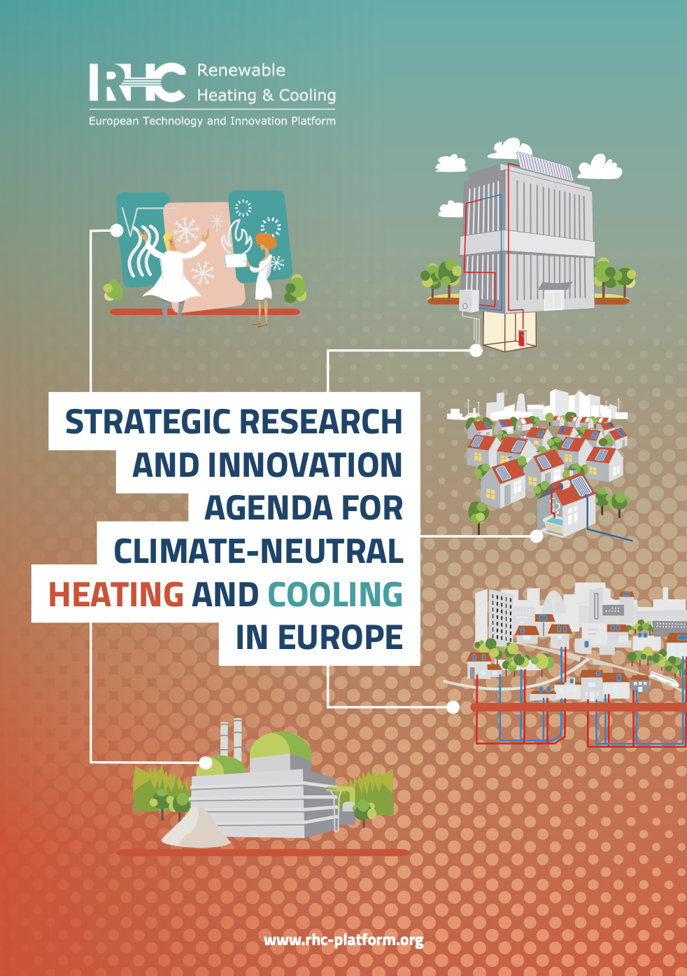 Strategic Research and Innovation Agenda for climate-neutral heating and cooling in Europe