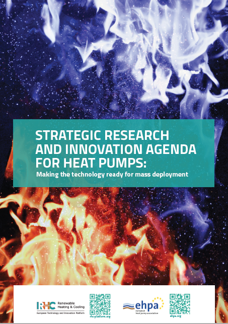 Strategic Research and Innovation Agenda for Heat Pumps